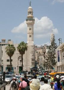 палестинская автономия вифлеем